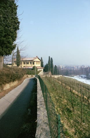 Antica Dimora sui colli di Bergamo - Бергамо - Квартира
