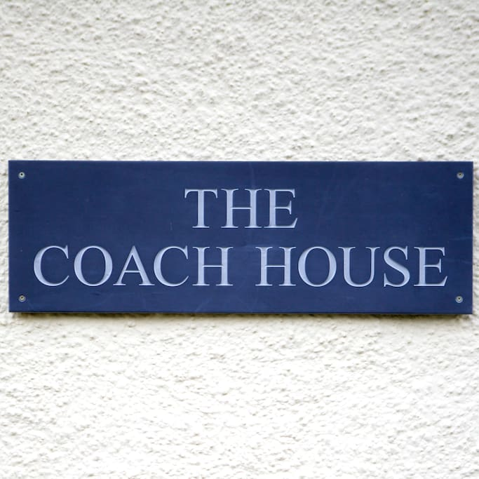 The Coach House Norbury is a haven of tranquility and warmth