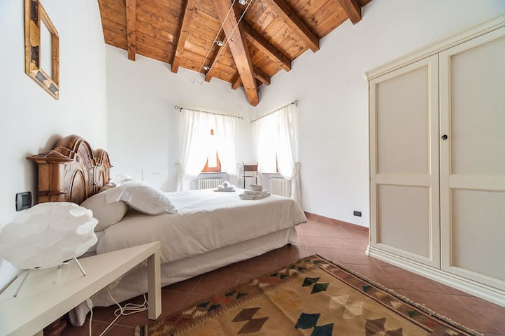 La Torretta: antica casa in sasso - Bobbio - Apartment