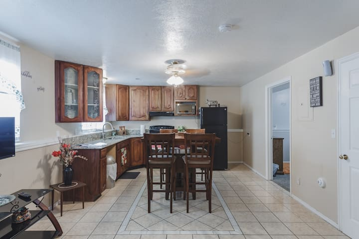 Entire Basement apartment close to BYU.