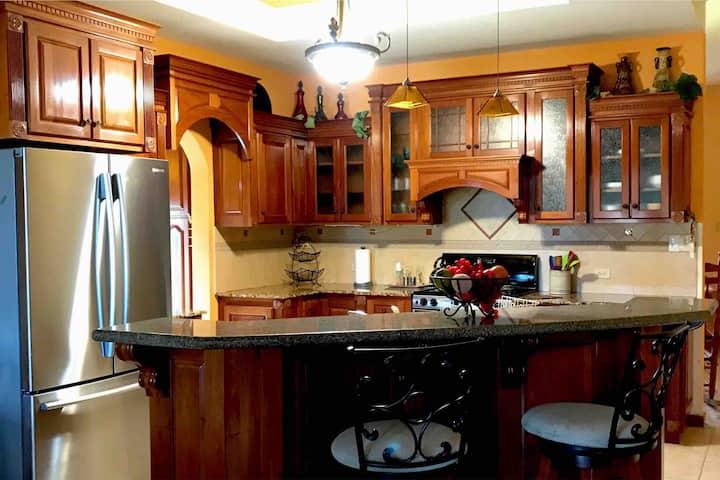 Private Upper Floor San Ignacio Home (NEW)