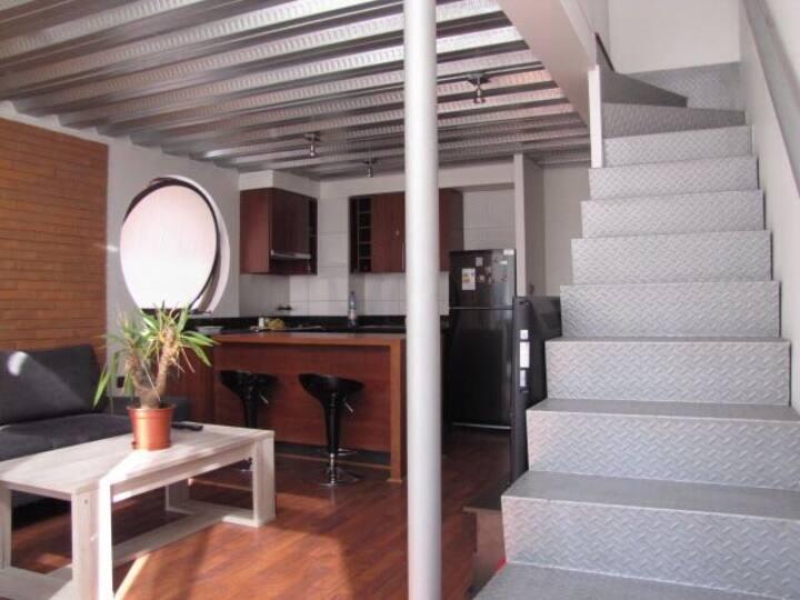 OMG Providencia loft