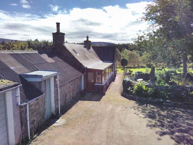 Peterfair, Speyside - Moray - House