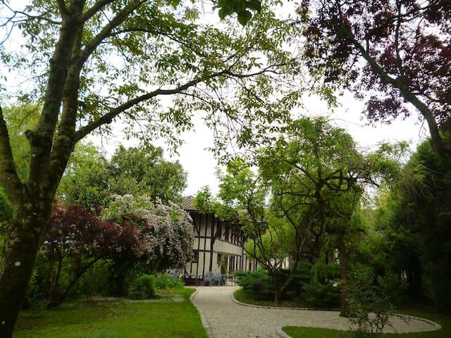 Le Gîte de Laurence - Éclaron-Braucourt-Sainte-Livière - Haus