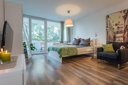 Comfortable Studio Fürstenfeldbrück near Munich - Fürstenfeldbruck - 公寓