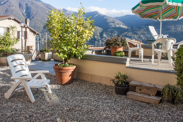 Relaxing & Peaceful Como Lake View! - Carate Urio - Byt