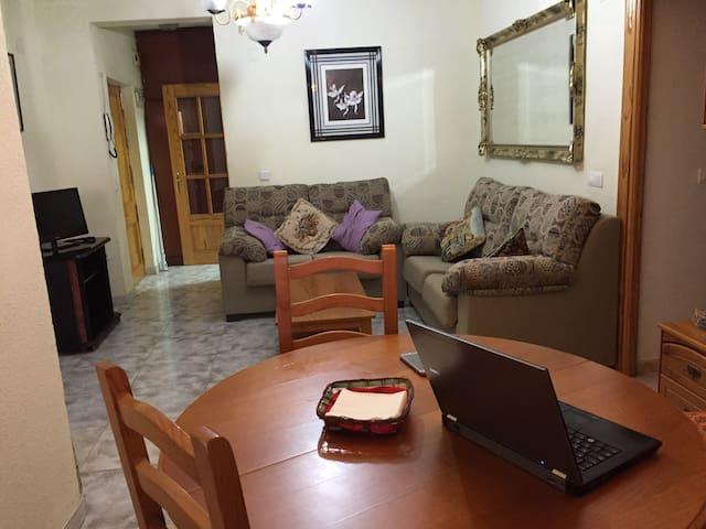 Habitacion para estudiar o visitar  Granada - Granada - Wohnung