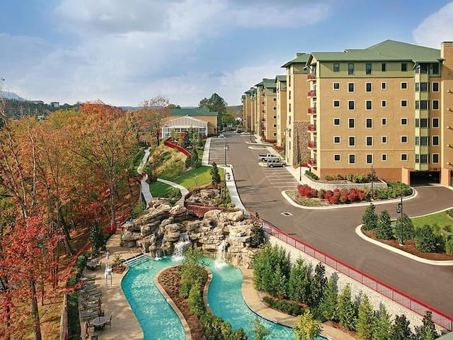 RiverStone Resort & Spa Unit 460