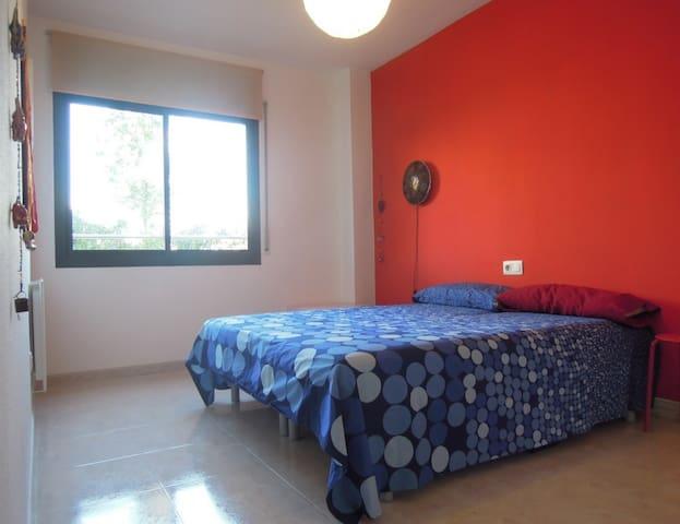 2BLE ROOM W. PRIVATE BATHROOM BCN - Barcelona - Pis
