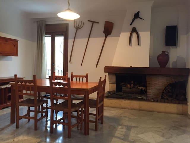 """Casa """"El Bandolero"""" - El Burgo - Huis"""