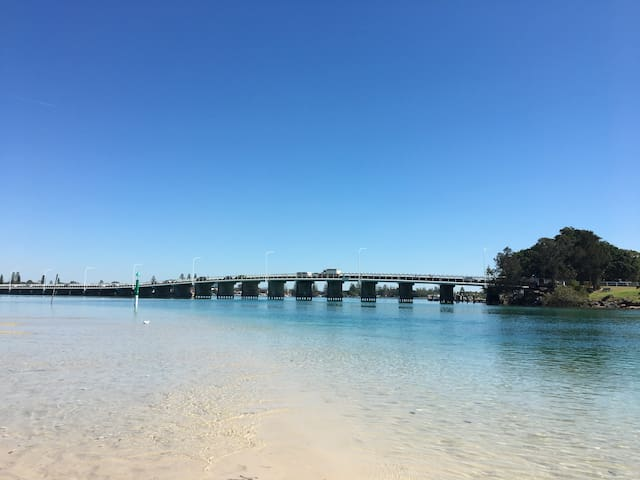 Tuncurry home for a great holiday or short break