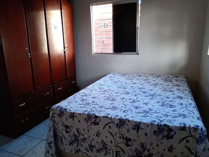 Acomodação simples e confortável em Olinda.