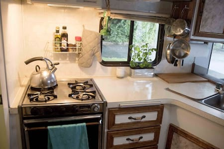 Motor Home Stay by the Beach - Camper/RV