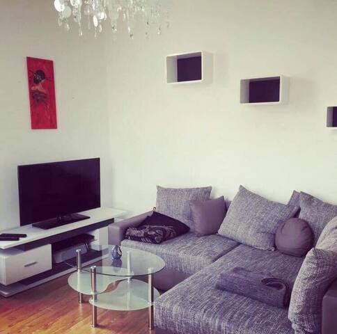 Apartamento feliz