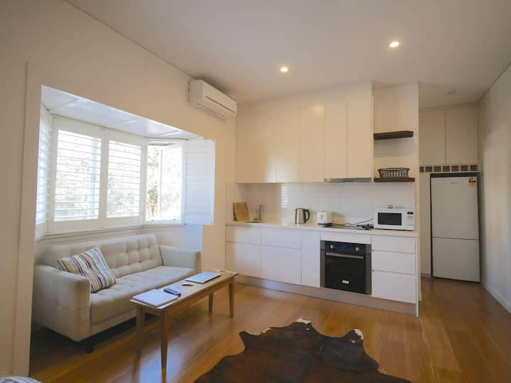 Stylish Studio with All Contemporary Conveniences