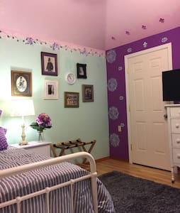 Wisteria Suite - Reedsport