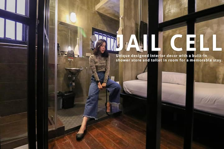 Jail Cell - Single Private