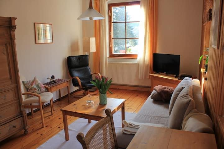 Stöckigtsmühle (Schleiz) - LOH06603, Ferienwohnung, 115qm, 3 Schlafzimmer, max. 6 Personen