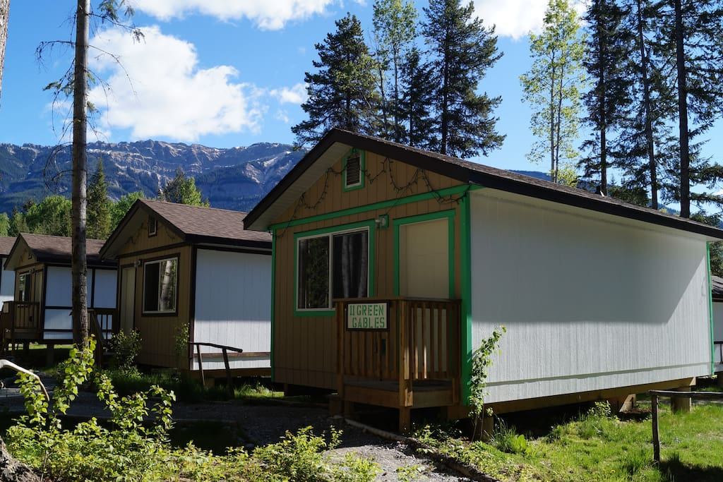 One of our cabin