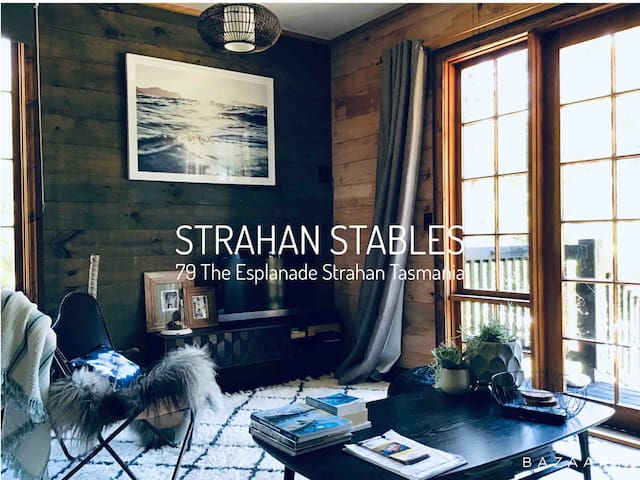 Strahan Stables  #1 Rough-Luxe Accommodation