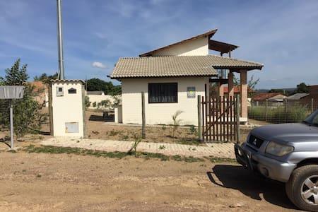 Chale charmoso, com vista para o Pouso Alto - Alto Paraíso de Goiás