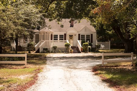 Cozy Country Cottage in Lovely Wooded Setting - Locust Grove - Bungalow