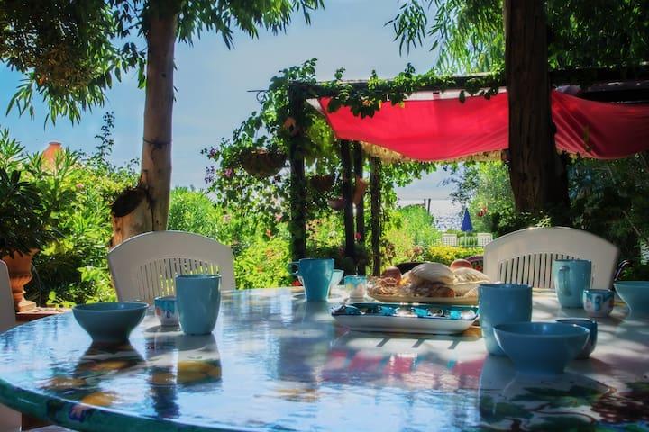 Villa Ferrero - Domus Gaudii - Mondragone - Villa