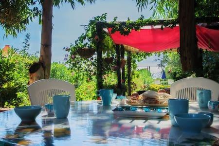 Villa Ferrero - Domus Gaudii - Mondragone - Casa de camp