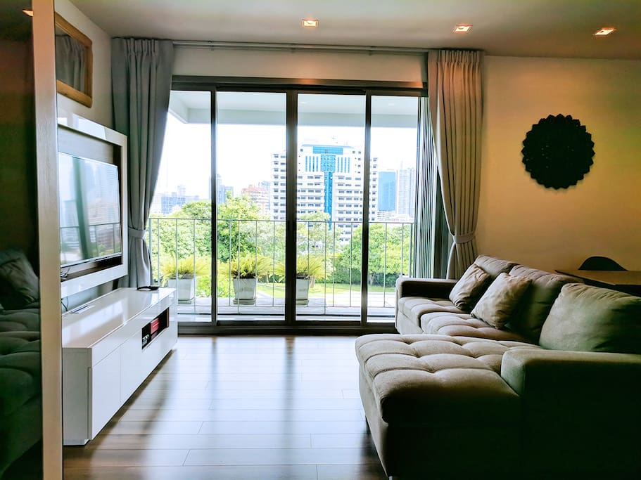Amazing cozy living room