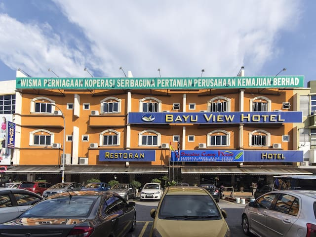 1BR Deluxe Double@ Bayu View Hotel Klang
