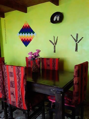 Alojamiento Likanantay Ancestral hasta 6 personas
