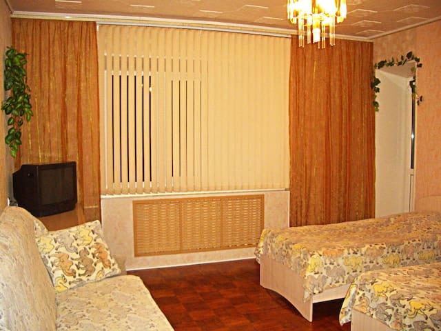 Двухкомнатная квартира с холлом. - Кострома - Apartamento