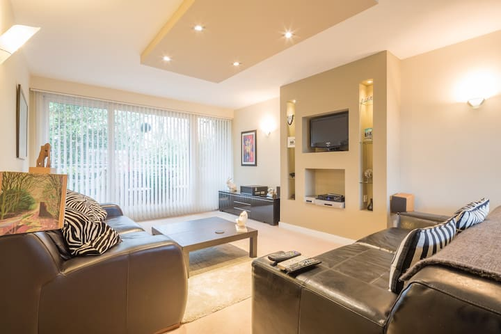 Modern, spacious 2-bedroom flat - Cambridge - Appartement