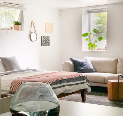 Urban Oasis in Capitol Hill