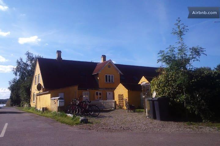 Ærøgården BnB -  Triple room B - Marstal - Bed & Breakfast