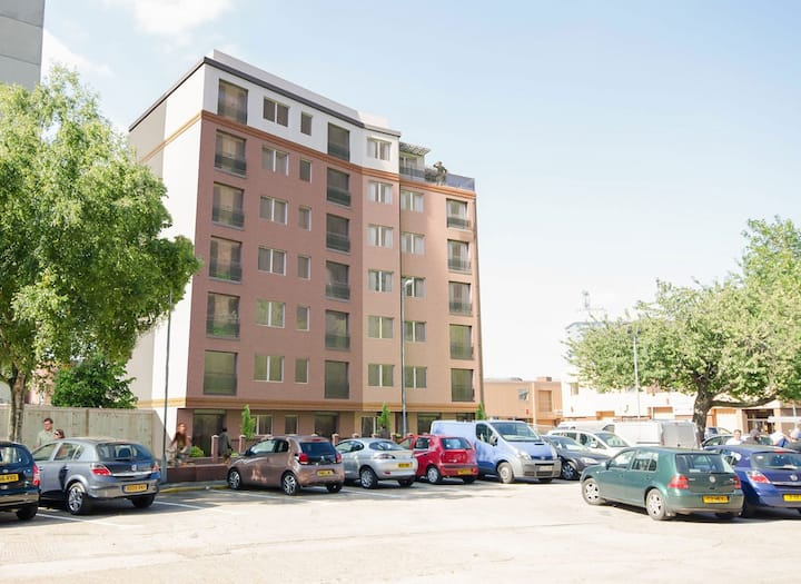 Leicester Serviced Apartments 2, City Centre, LE1.