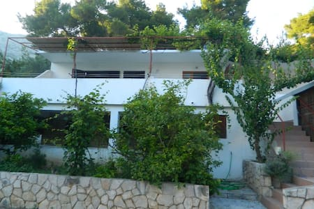 Apartment Tonin (18771-A3) - Ivan Dolac - island Hvar - Appartement