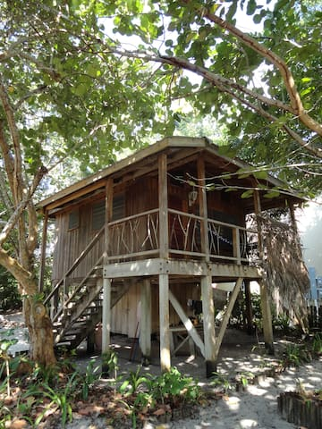 Belize Belize Vacation Rentals Condo Rentals Airbnb - Group guys build epic treehouse gaming
