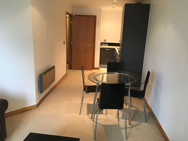 Luxury 1 Bed Apartment in Shipley - Shipley - Apartamento