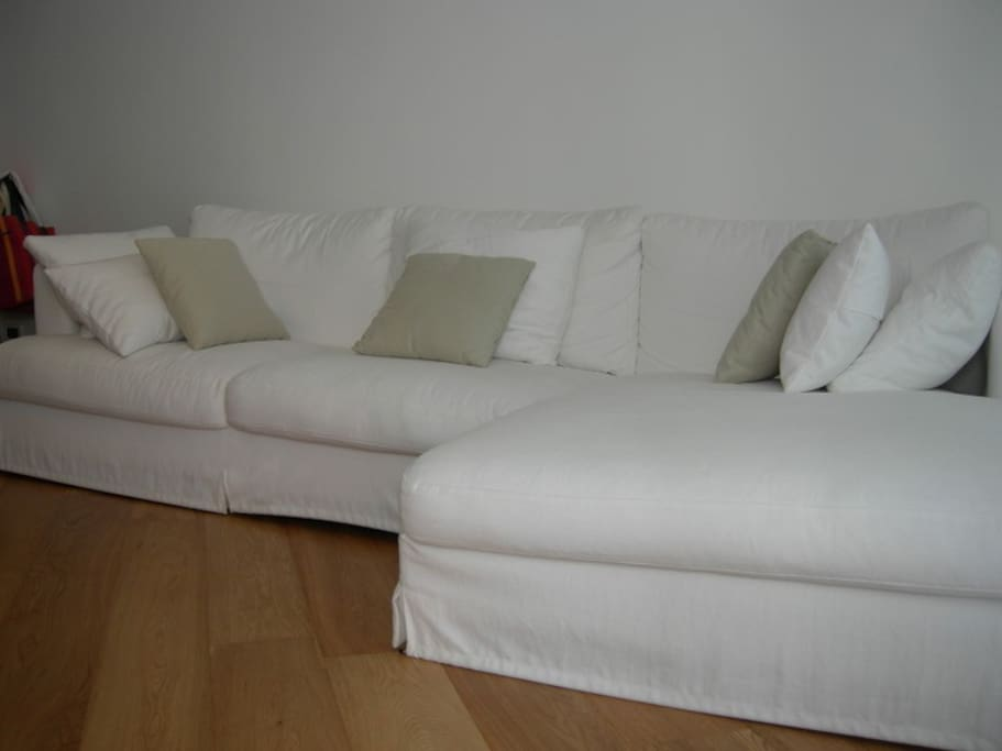 Large Design Couch