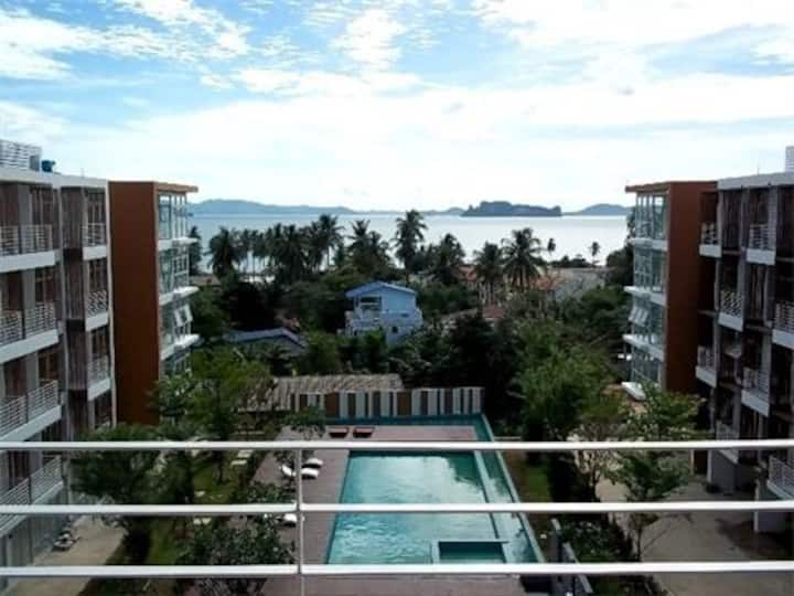 2-bedroom condo - Klong Muang beach