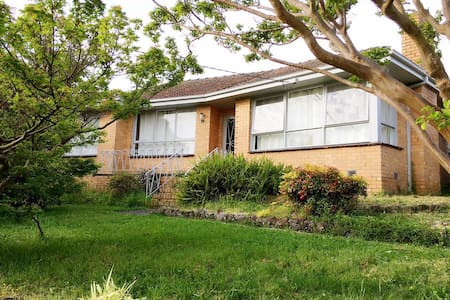 Comfortable house in Melbourne - Doncaster