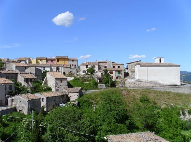 Soggiorno nel Borgo Antico