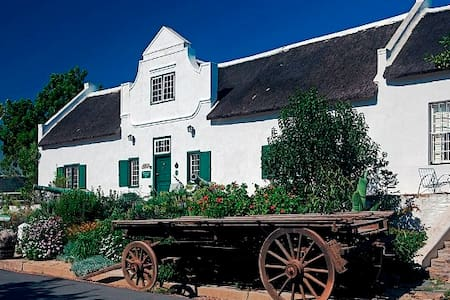The Wagon Shed - CAPE DUTCH QUARTERS - Tulbagh