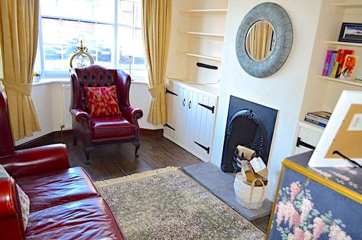 Cosy Georgian townhouse in the centre of Pershore