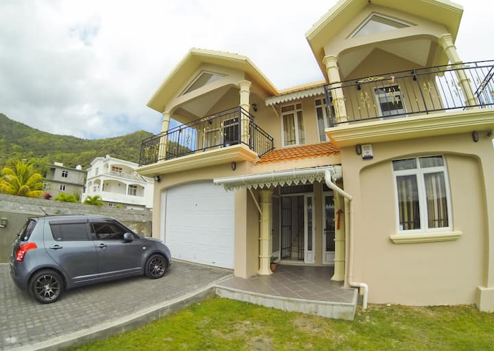 Villa Orchidée - Seaview