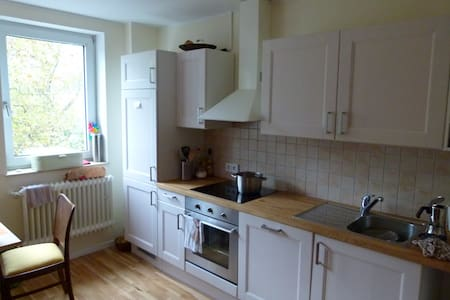 Schöne 2-Zi.-Wohnung in Köln-Sülz - Köln - Lejlighed