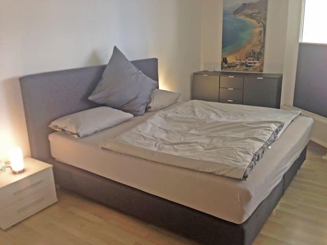 Modern two-room flat - main city of Ravensburg