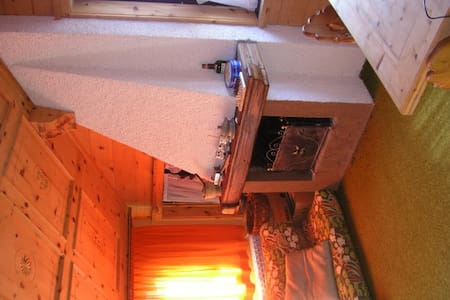 Valmalenco Apartment for 5 persons - Santa Elisabetta