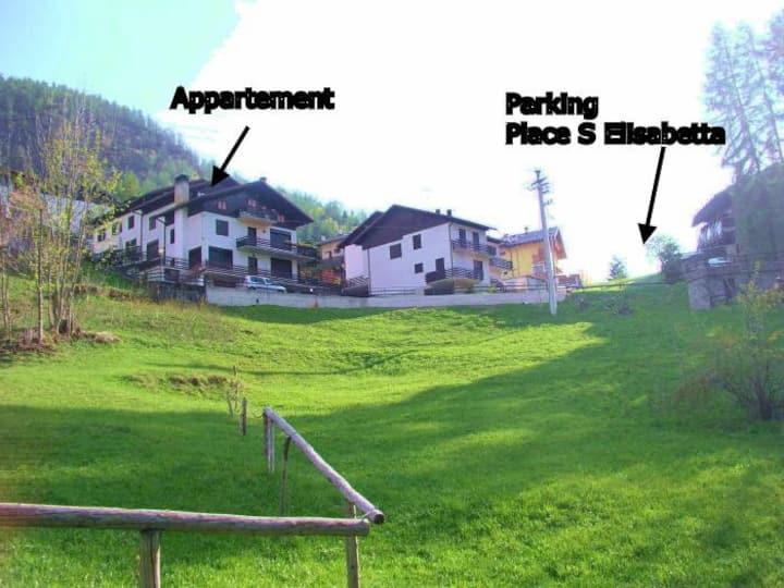Valmalenco Apartment for 5 persons